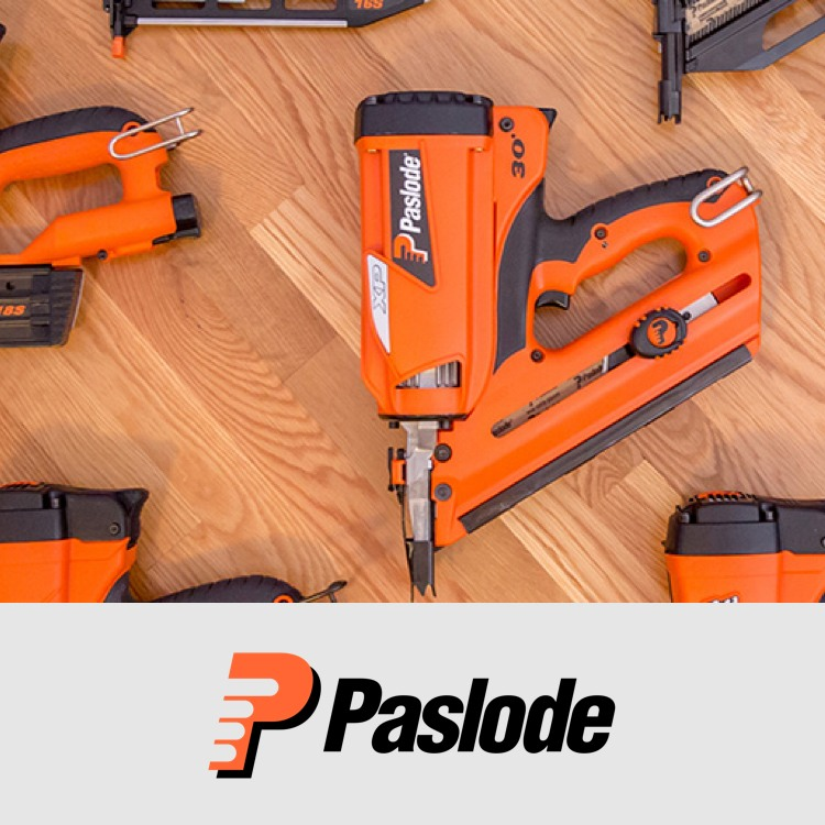 More about Paslode tools at Califon Lumber