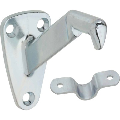 National Zinc Die-Cast with Steel Strap Handrail Bracket