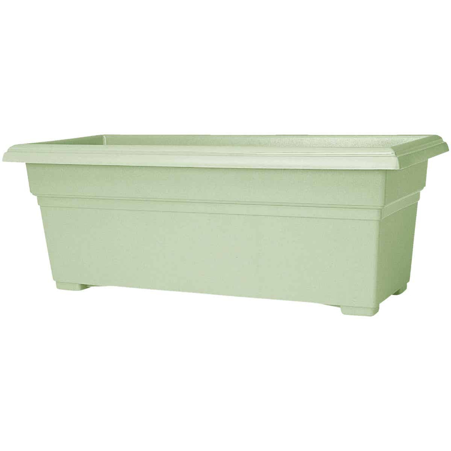 Novelty Countryside 24 In. Plastic Sage Flower Box Planter Image 1